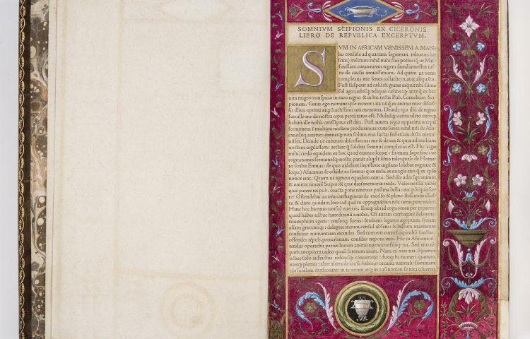 Cicero's 'Over de staat'