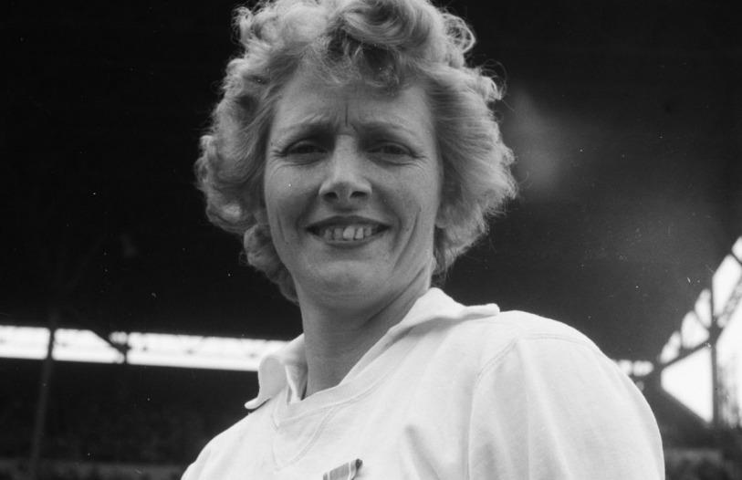 Fanny Blankers-Koen (1918-2004) - De snelste huisvrouw ter wereld