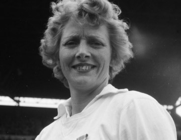 Fanny Blankers-Koen, 1949 (cc - Anefo)