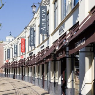 Fashion 'outlet' Batavia Stad