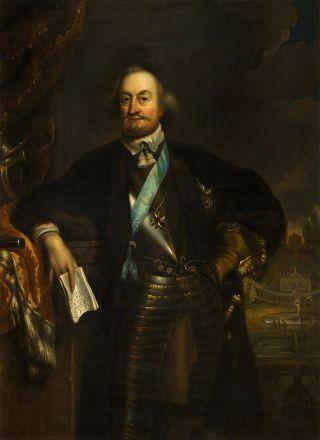 Johan-Maurits, bijgenaamd 'de Braziliaan' - Het portret van  Jan de Baen