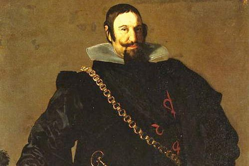 Olivares in 1624