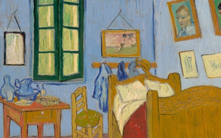 Schilderijen van Vincent van Gogh