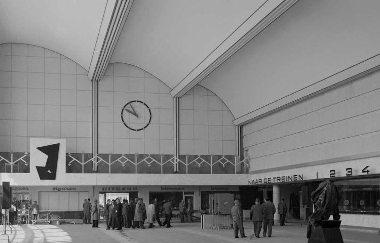 Sybold van Ravesteyn (1889-1983) – Een uitzonderlijke spoorwegarchitect