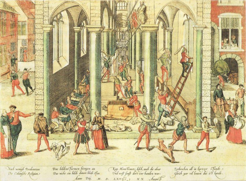 De Beeldenstorm (1566) – Opstand in de Nederlanden