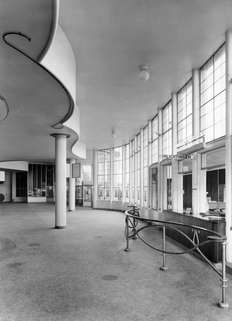 Stationshal Utrecht, ca. 1939