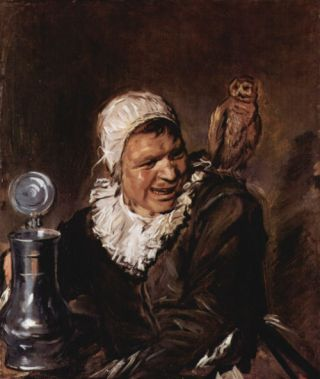 Malle Babbe, Staatliche Museen zu Berlin, Gemäldegalerie