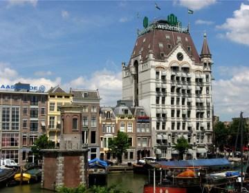 Het Witte Huis in Rotterdam