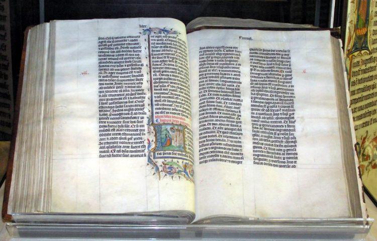 Malmesbury-bijbel