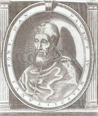 Paus Paulus IV