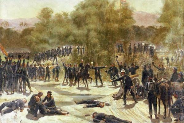 Slag om Samalanga (1878)