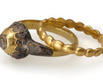 De gevonden ring - Foto © Walter Lensink / Vind Magazine