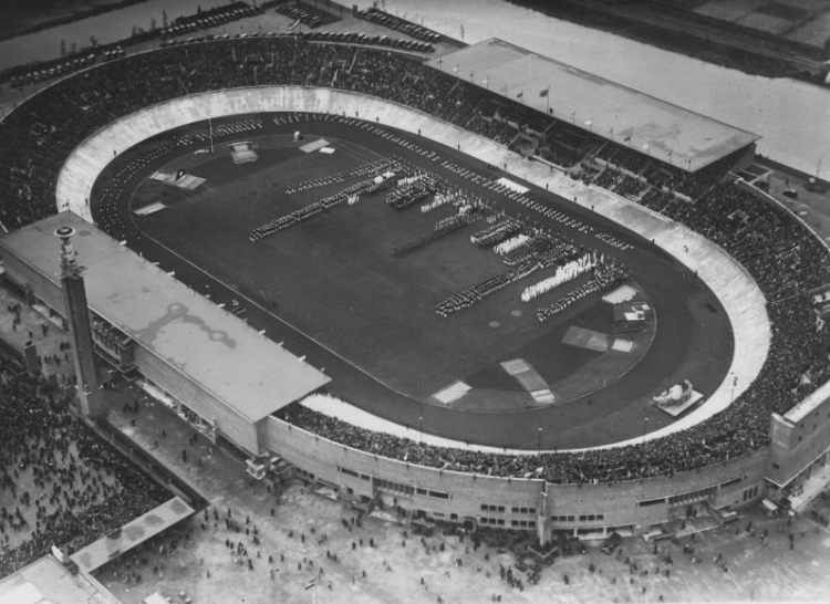 © The Coca-Cola Company & Olympisch Stadion Amsterdam