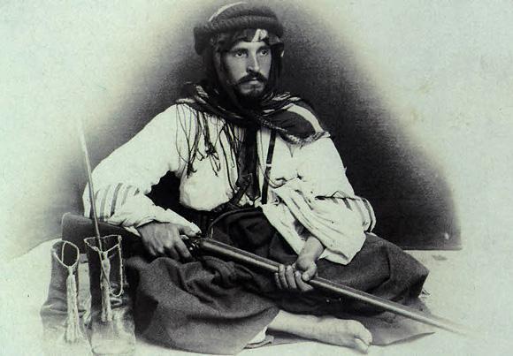 "Alois Musil (1868-1944) - De Tsjechische ""Lawrence of Arabia"""