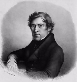 Andreas Schelfhout (1828)