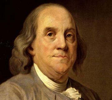 Benjamin Franklin (1706-1790) – Amerikaans multitalent