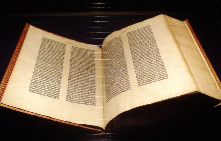 Gutenberg-bijbel