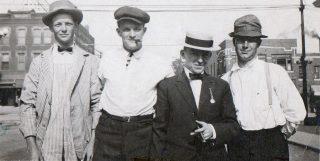 Ierse immigranten, 1909