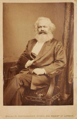 Karl Marx in 1875