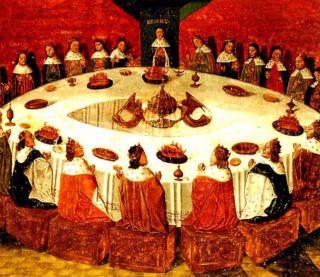 Koning Arthur en de Ridders van de Ronde Tafel