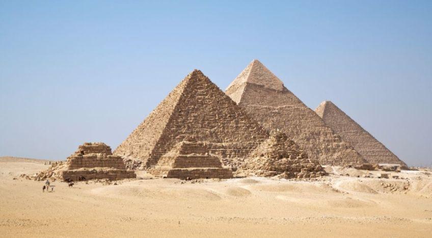 Piramides van Gizeh - cc
