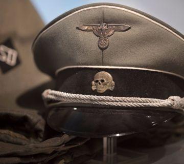 Tentoonstelling De bewakers van Westerbork. (Herinneringscentrum Kamp Westerbork)