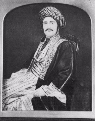 Hormuzd Rassam (1826-1910)