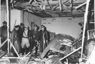 Aanslag op Hitler (1944). Bron: Bundesarchiv