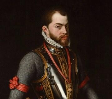 Filips II - Koning van Spanje