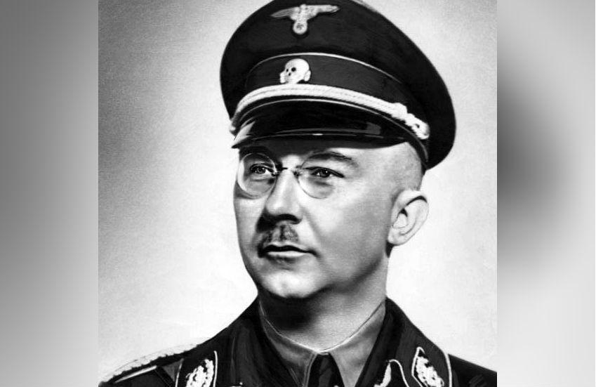 Heinrich Himmler (1900-1945) - Leider van de SS