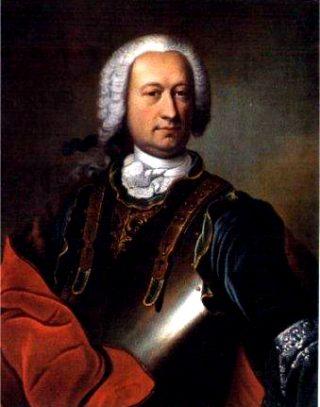 Jean-Baptiste François Joseph de Sade, de vader van markies de Sade