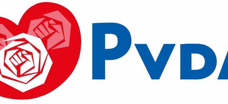 Pvda - logo