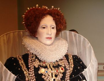 Elizabeth I in Madame Tussaud. Bron: cc/Mme Tussaud museum