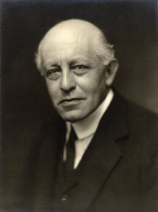 Charles Samuel Myers, ca. 1920