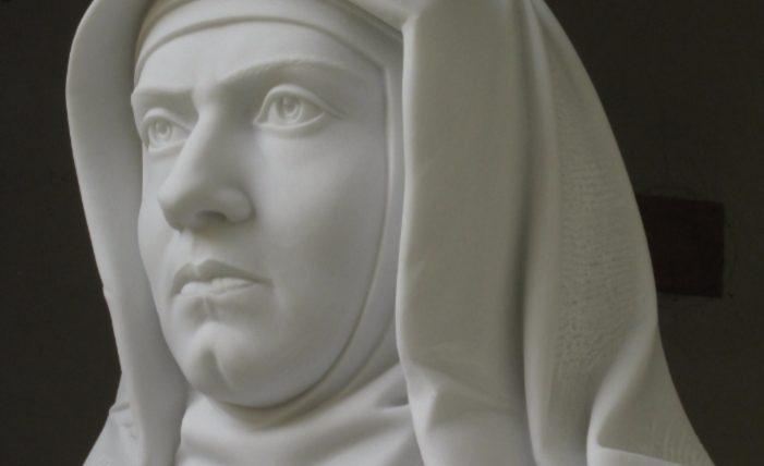 De heilige Edith Stein - cc