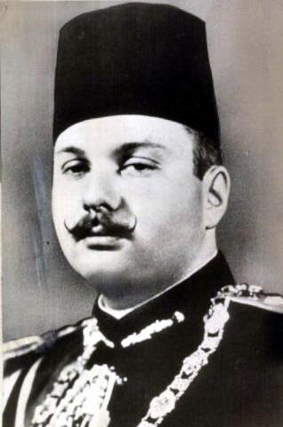 Faroek van Egypte