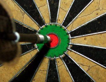 Geschiedenis van het darten (sxc.hu)