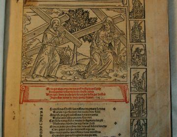 De conformitate vitae Beati Francisci ad vitam Domini Jesu (Museum Meermanno)