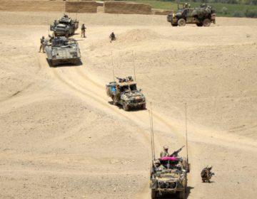 Nederlandse patrouille in Uruzgan - cc