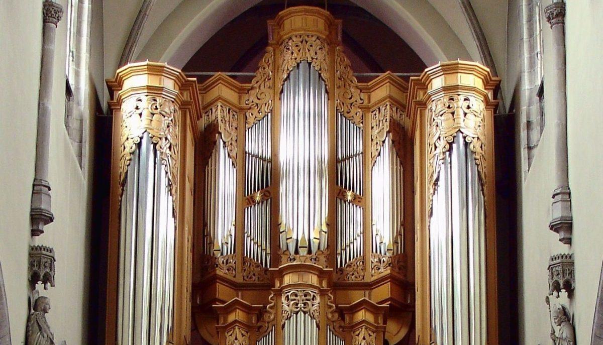 Korte geschiedenis van het orgel