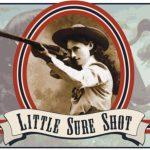 Annie Oakley - Little Miss Sure Shot