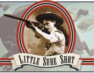 Annie Oakley - Little Miss Sure Shot