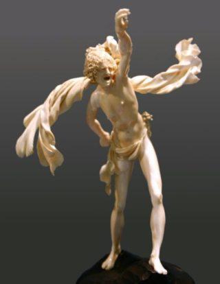 Furie of Erinyen - Griekse mythologie - cc