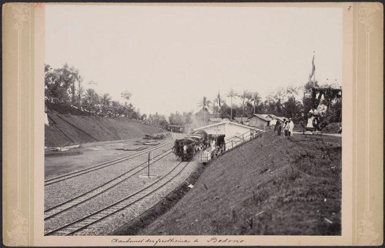 Sporen van Smaragd (Het Spoorwegmuseum)
