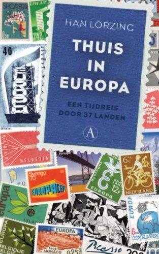 Thuis in Europa - Een tijdreis door 37 landen