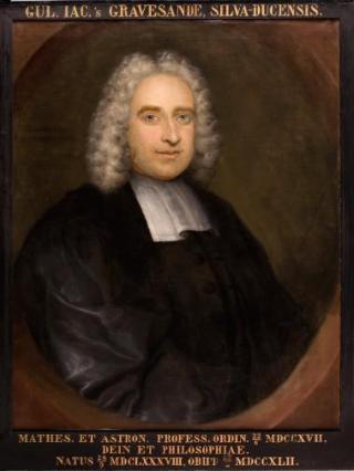 Willem Jacob 's Gravesande