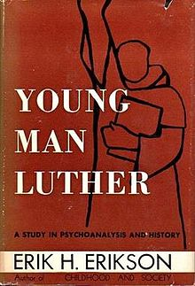 Young Man Luther - Erik Erikson