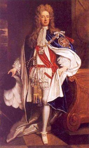 John Churchill, de eerste hertog van Marlborough