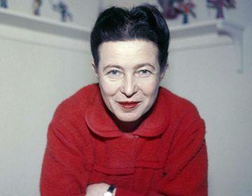 Simone de Beauvoir (1908-1986) - Franse filosoof en feminist