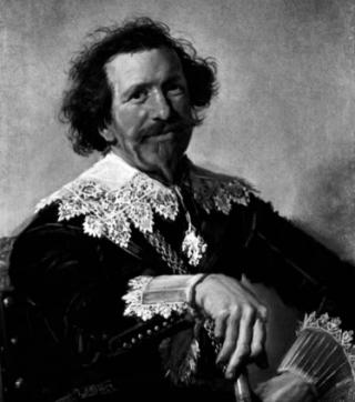 Pieter van den Broecke door Frans Hals